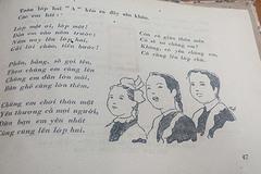 'Gửi lời chào lớp Một' có 3 câu giống bài hát Nga