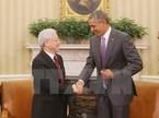 Việt Nam-Hoa Kỳ ký Bản ghi nhớ về gìn giữ hòa bình LHQ