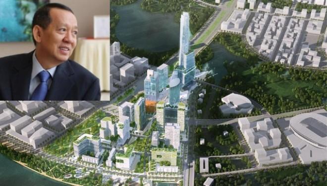Đại gia Việt bí ẩn: Ông chủ thực sự tháp 86 tầng cao nhất VN