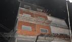 Sập giàn giáo nhà 4 tầng, 3 người thương vong