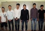 Bắt băng 'xã hội đen' bảo kê bến xe khách ở Hà Nội