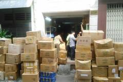 Đánh sập hệ thống sản xuất mỹ phẩm giả cực lớn ở Sài Gòn