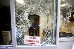 Lãnh sự quán Thái Lan ở Thổ Nhĩ Kỳ bị tấn công