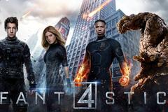 'Bộ tứ siêu đẳng' khoe năng lực không kém 'Avengers'