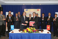 WB ký kết gói tín dụng 507 triệu USD cho Việt Nam