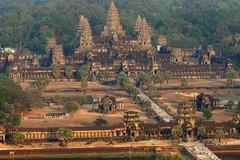 Những địa danh nổi tiếng thế giới đang chết dần