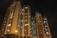 Chung cư Hà Nội: Đêm về căn hộ sáng đèn được bao nhiêu?