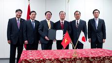 """""""Cơ hội hợp tác bưu chính Việt - Nhật đang mở ra rất lớn"""""""