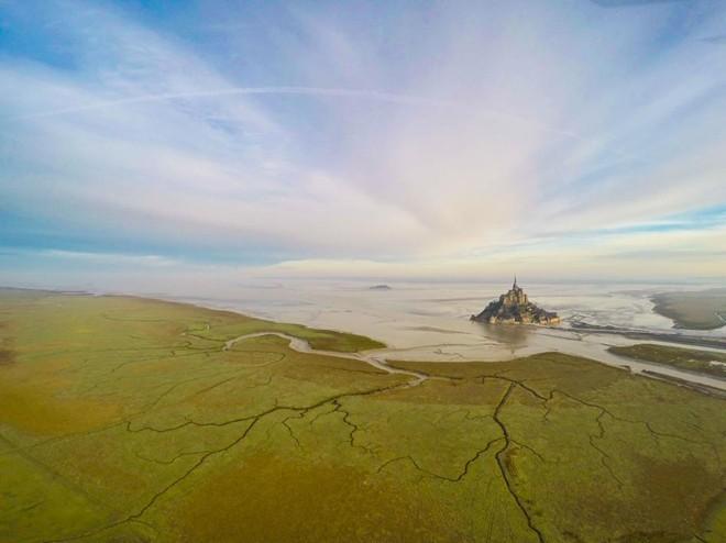 Những bức ảnh chụp từ không trung ấn tượng nhất
