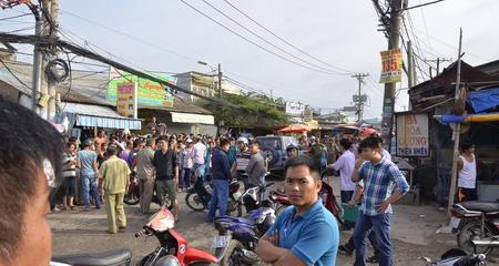 Hỗn chiến trên phố Sài Gòn, 2 người tử vong