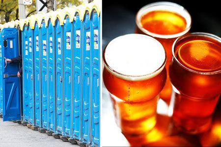 Chế bia từ nước tiểu: Chuyện không tin nổi