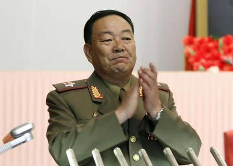 Triều Tiên, Bộ trưởng Quốc phòng, thanh trừng