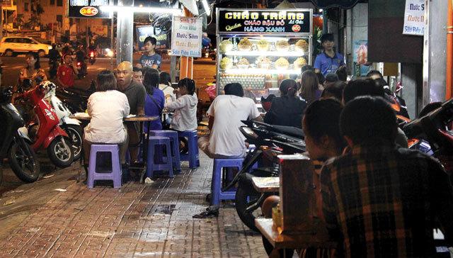 quà vặt, quà vặt Sài Gòn, món ngon