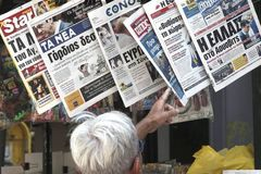 Thế giới 24h: Athens giận dữ