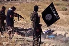 IS dùng bẫy bom trẻ em để luyện quân