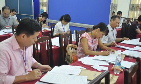 Nhiều thí sinh viết lăng nhăng trong bài thi Lịch sử