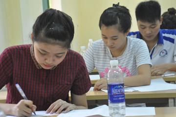 Hai cụm có điểm thi THPT quốc gia