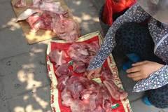 Phát kinh 'thịt lạnh': Mua chợ tươi về nhà bốc mùi thối