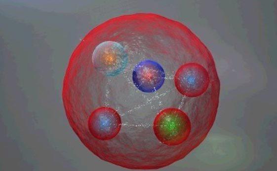 hạt mới, hạ nguyên tử, hạt quark, hạt boson Higgs, máy gia tốc hạt lớn, vật chất