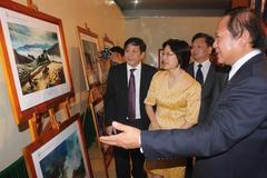 Triển lãm phim ảnh về Asean trên quê hương Đại tướng