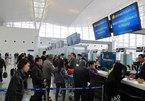 Ba khách nước ngoài 'tố nhau' ở nhà ga T2 Nội Bài