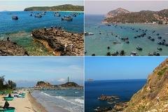 Ngắm cung đường biển đẹp nhất Việt Nam