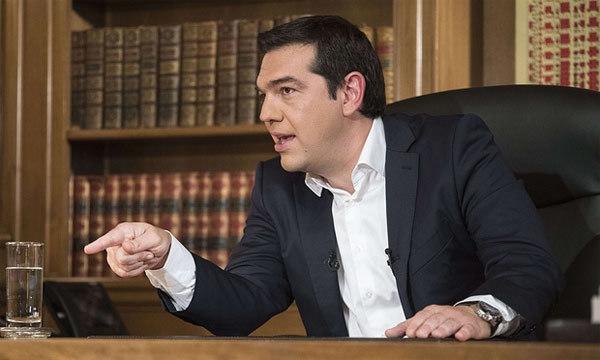 Hy Lạp, Alexis Tsipras, nợ, cứu trợ