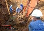 Khởi tố thêm 7 bị can trong vụ vỡ đường ống nước sông Đà