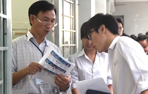 Thêm nhiều cụm đã có điểm thi THPT quốc gia