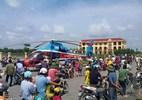 Máy bay hạ cánh khẩn cấp ở Thái Bình