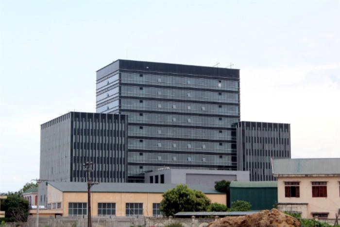 Nghệ An, cao ốc, hành chính, 11 tầng