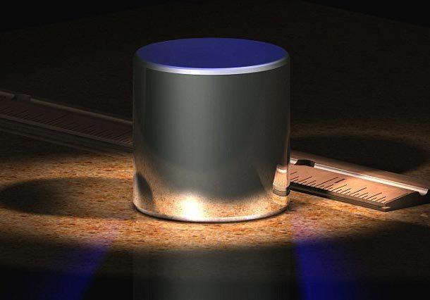 Kilogram sắp được định nghĩa lại?