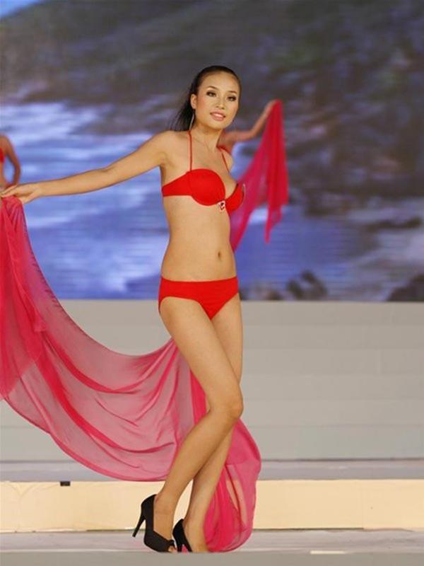 Cuộc sống của Á hậu lận đận nhất lịch sử hoa hậu Việt Nam