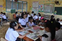 Sẽ có chủ tịch hội đồng tự quản học sinh ở lớp tiểu học?