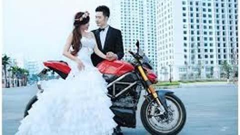 Chồng ngoại sắp về, vội lo…giấy phép lái xe gắn máy