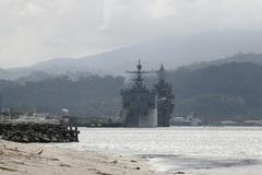 Philippines mở lại căn cứ hải quân ở cửa ngõ Biển Đông