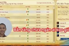 Xem sư thầy Thích Bổn Thuận top 2 Thách đấu lần đầu Stream không ngán một ai