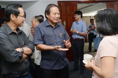 Fanpage của bộ trưởng có được cấp phép báo chí?