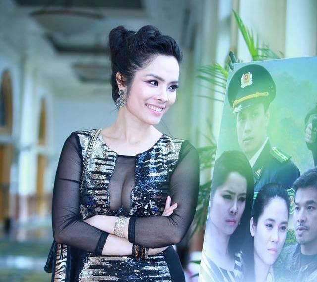Diễn viên Kiều Thanh: 'Bố em bé vẫn sống với tôi'