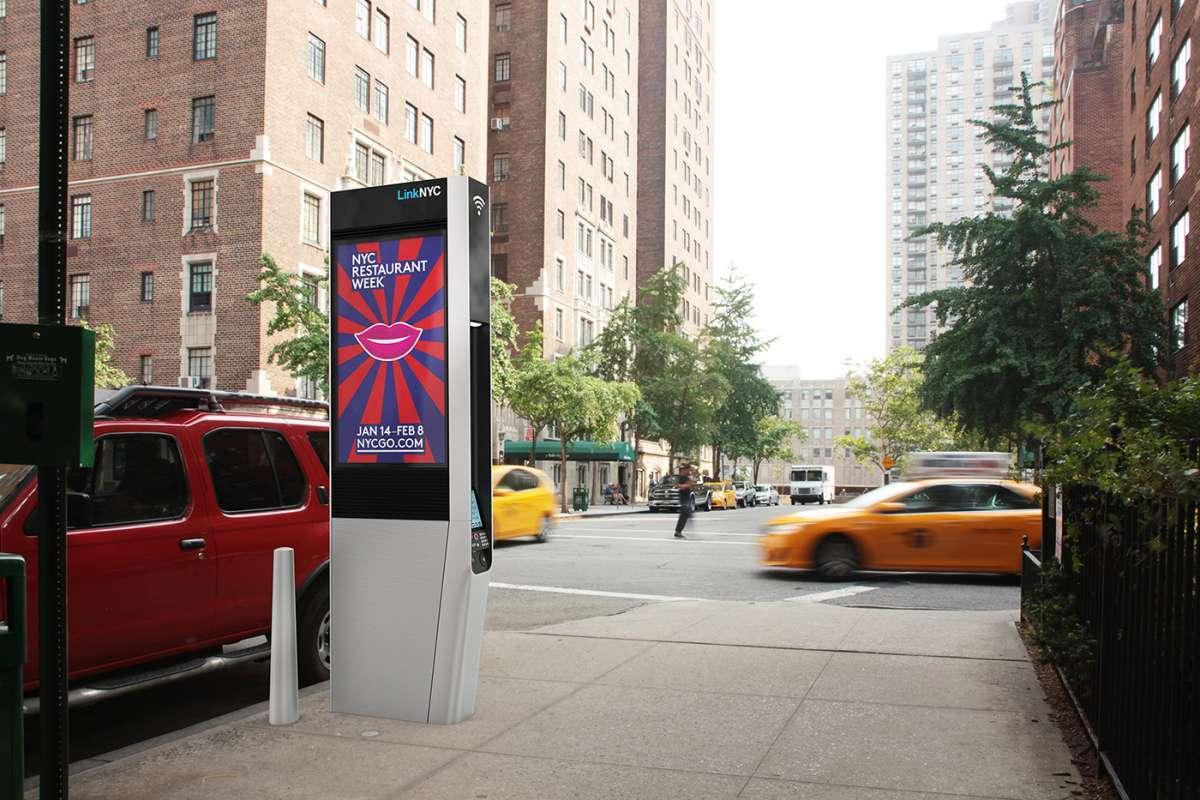 Mỹ biến thùng rác thành trạm phát WiFi miễn phí - 2