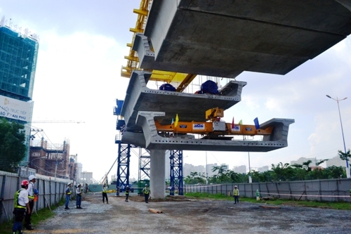 TPHCM: Tuyến metro số 2 'đội' vốn 800 triệu USD