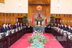 Phó Thủ tướng Việt-Trung nhất trí kiểm soát bất đồng trên biển
