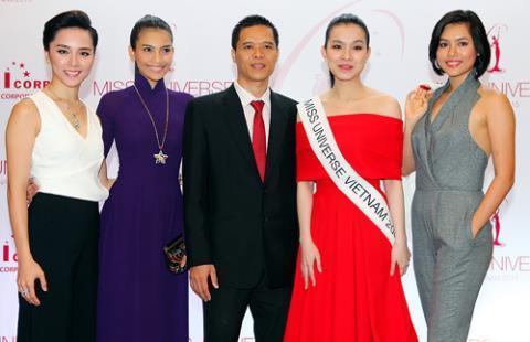 Chồng á hậu Thiên Lý không liên quan tới HHHV 2015