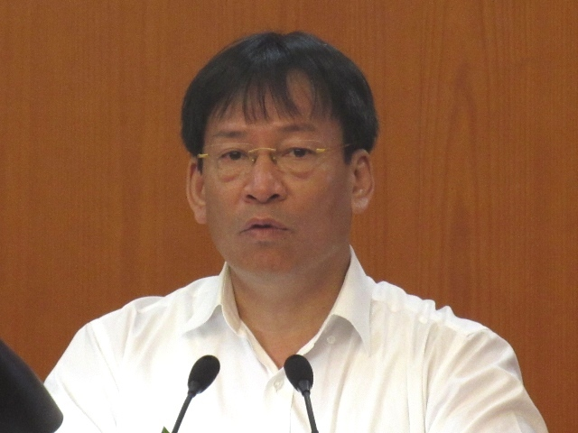 Giang Kim Đạt, tham ô, tham nhũng, Vinashin, ban nội chính