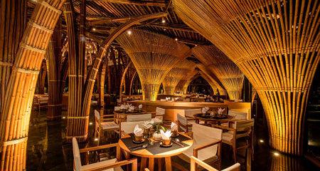 Kiến trúc tre thổi hồn Việt vào khu nghỉ dưỡng cao cấp