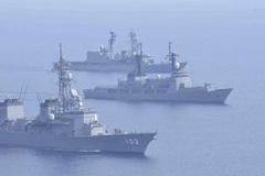Nhật-Mỹ bàn tuần tra, giám sát ở Biển Đông
