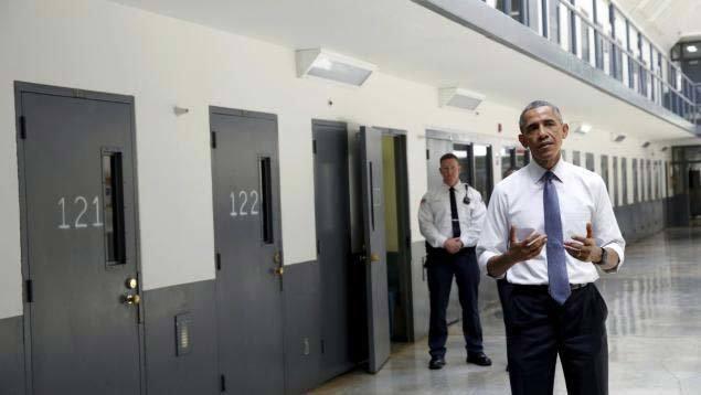 Obama, trại giam, an ninh