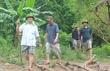 Giám đốc CA lội bộ vào rừng chỉ đạo điều tra vụ thảm sát