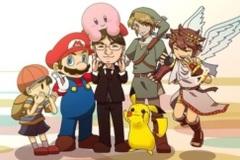 Fan art xúc động fan hâm mộ sáng tạo tri ân CEO Satoru Iwata