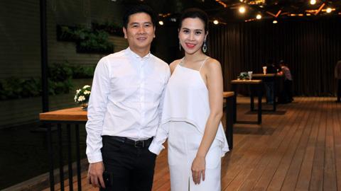 Vợ chồng Lưu Hương Giang chuẩn bị có thêm em bé